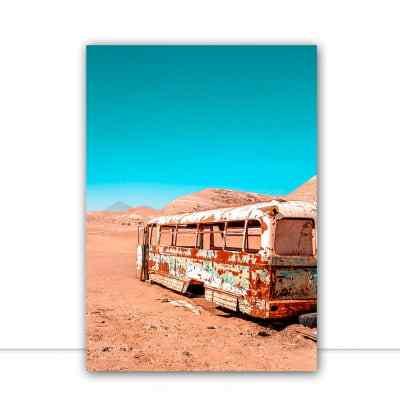 Quadro- Atacama por Crônicas na Bagagem