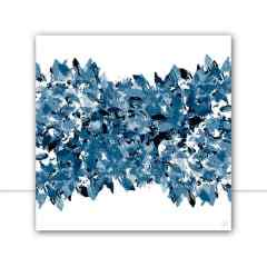 Quadro Blue and Blue por Isadora Fabrini
