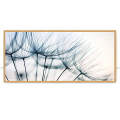 Quadro Blue Dandelion Pan por Juliana Bogo