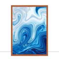 Quadro Blue Marble por Martina Pavlova