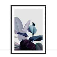 Quadro Botanical Blue II P por Juliana Bogo