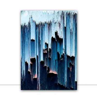 Quadro Colorido Abstrato 2 por Rafael Campezato