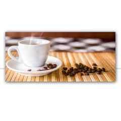 Quadro Conceito isolado de café 2 por Pignata