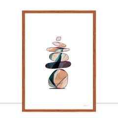 Quadro Stone Tower I por Joel Santos
