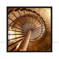 Quadro Escadaria por Marcelo Baldin & Sâmia Munaretti