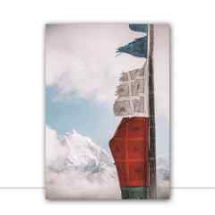 Quadro Everest Base Camp 3 por Patricia Schussel Gomes