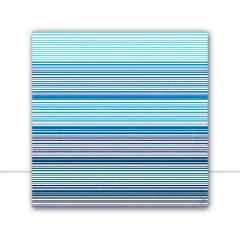 Quadro Fine line Blue II por Isadora Fabrini
