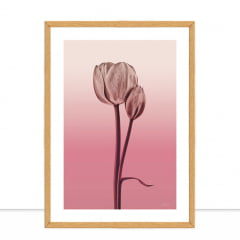 Quadro Flower Layer II por Joel Santos
