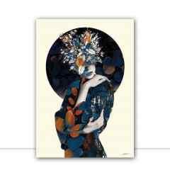 Quadro Flowers in thoughts II por Joel Santos