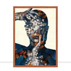Quadro Flowers in thoughts III por Joel Santos