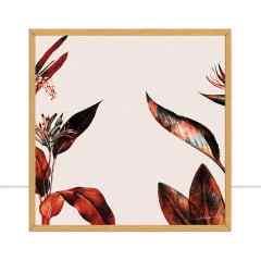 Quadro Foliage Multicolores I por Joel Santos