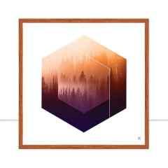 Quadro Forest II Q por Joel Santos