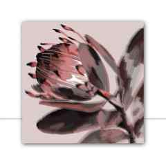 Quadro Fragments Flower II por Joel Santos