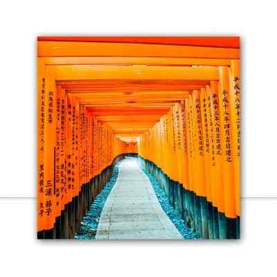 Quadro Fushimi por Erica Kogiso