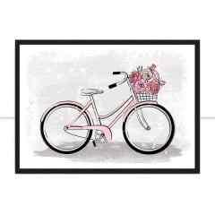 Quadro Grey Bike por Martina Pavlova