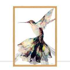 Quadro Hummingbird II por Joel Santos