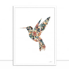 Quadro Hummingbird New por Joel Santos