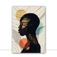 Quadro Igualdade II por Joel Santos