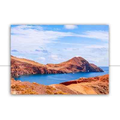 Quadro Ilha da Madeira III por Mafe Romero