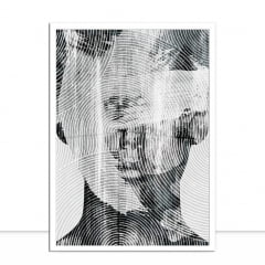 Quadro IN LINES P&B por Joel Santos