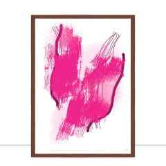 Quadro In rose I por Isadora Fabrini
