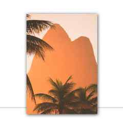 Quadro Ipanema Sunset por HitTheRoadFred