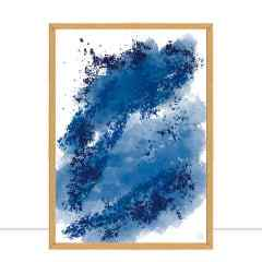 Quadro Just blue por Isadora Fabrini