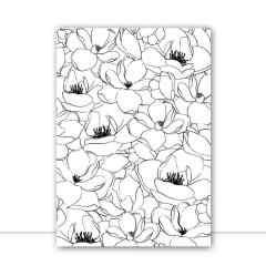 Quadro Magnolias por Martina Pavlova