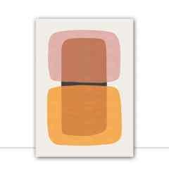 Quadro Manchas abstratas IV por Vitor Costa