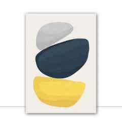 Quadro Manchas abstratas V por Vitor Costa