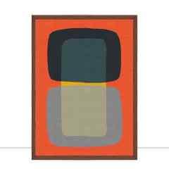 Quadro Manchas Abstratas VII por Vitor Costa