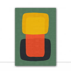 Quadro Manchas Abstratas VIII por Vitor Costa