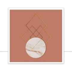 Quadro Marble Ball II por Larissa Ferreira