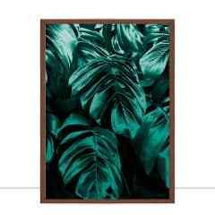 Quadro Metalic Plants FULL I por Joel Santos