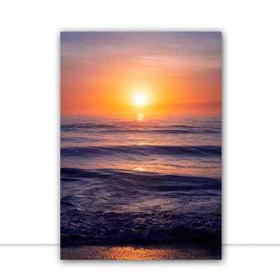 Quadro Morning Beach por Rafael Campezato