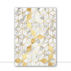 Quadro Mosaico de mármore I por Vitor Costa