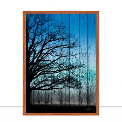 Quadro Nature Blue Texture II por Joel Santos