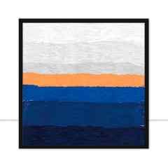 Quadro New Blue por Isadora Fabrini