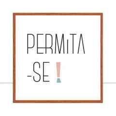 Quadro Permita-se por Larissa Ferreira