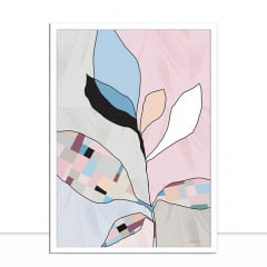 Quadro Rafe Flower Colours II por Joel Santos