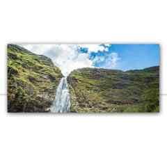 Quadro Serra da canastra cachoeira Casca Danta por Pignata