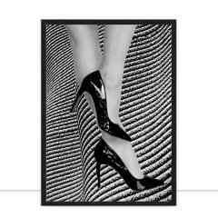 Quadro Sexy shoes por Isadora Fabrini