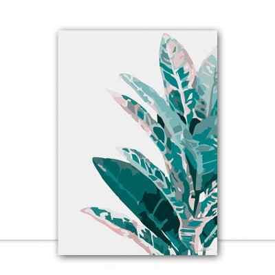 Quadro Spattered Foliage II por Joel Santos