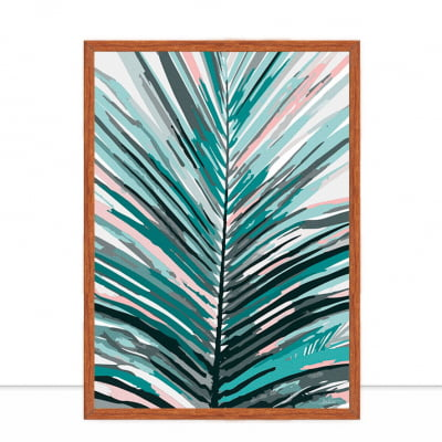 Quadro Spattered Foliage III por Joel Santos