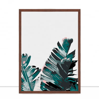 Quadro Spattered Foliage IV por Joel Santos