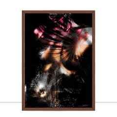 Quadro Stencil Nude I por Joel Santos