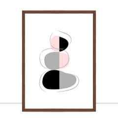 Quadro Stones 3 por Martina Pavlova