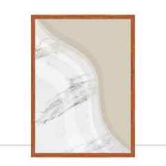 Quadro Stratus Clean II por Larissa Ferreira