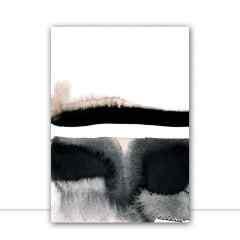 Quadro Tons de Cinza I por Lucas Santos