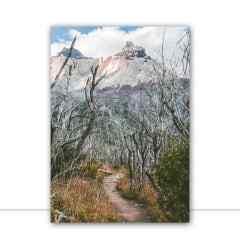 Quadro Torres Del Paine 06 por Patricia Schussel Gomes